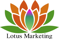 Lotus Marketing Logo